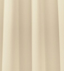 "UV-Resistant Outdoor 50""W x 84""L  Grommet-Top Curtain"