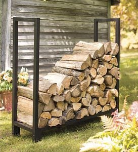 Adjustable Log Rack, 4'L or 8'L