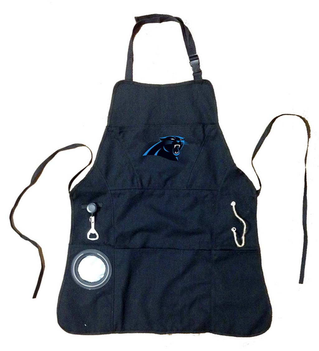 Deluxe Cotton Canvas NFL Team Pride Grilling/Cooking Apron swatch image