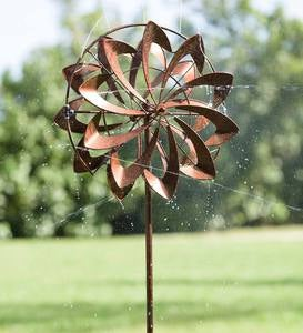 Hydro Flower Blossom Spinner and Sprinkler