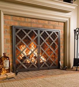 McCormick Celtic Fireplace Screen