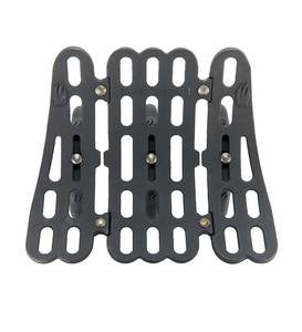 Cast Iron Log Basket Sampson Fireplace Grate