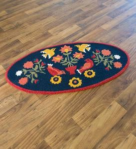 Indoor/Outdoor Ansley Folk Art Rug