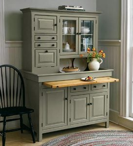 Large Conestoga Cupboard