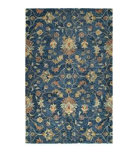 Carmona Denim Wool Rug