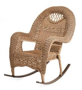 Prospect Hill Wicker Rocker