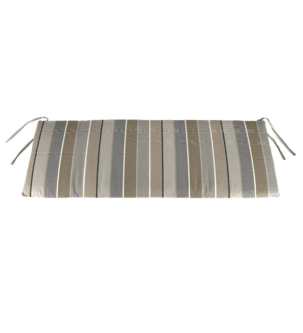 "Sunbrella Classic Swing/Bench Cushion, 57"" x 18¾"" x 3"""