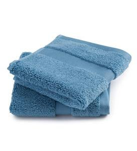 Signature Washcloths, Set of 2 - SG