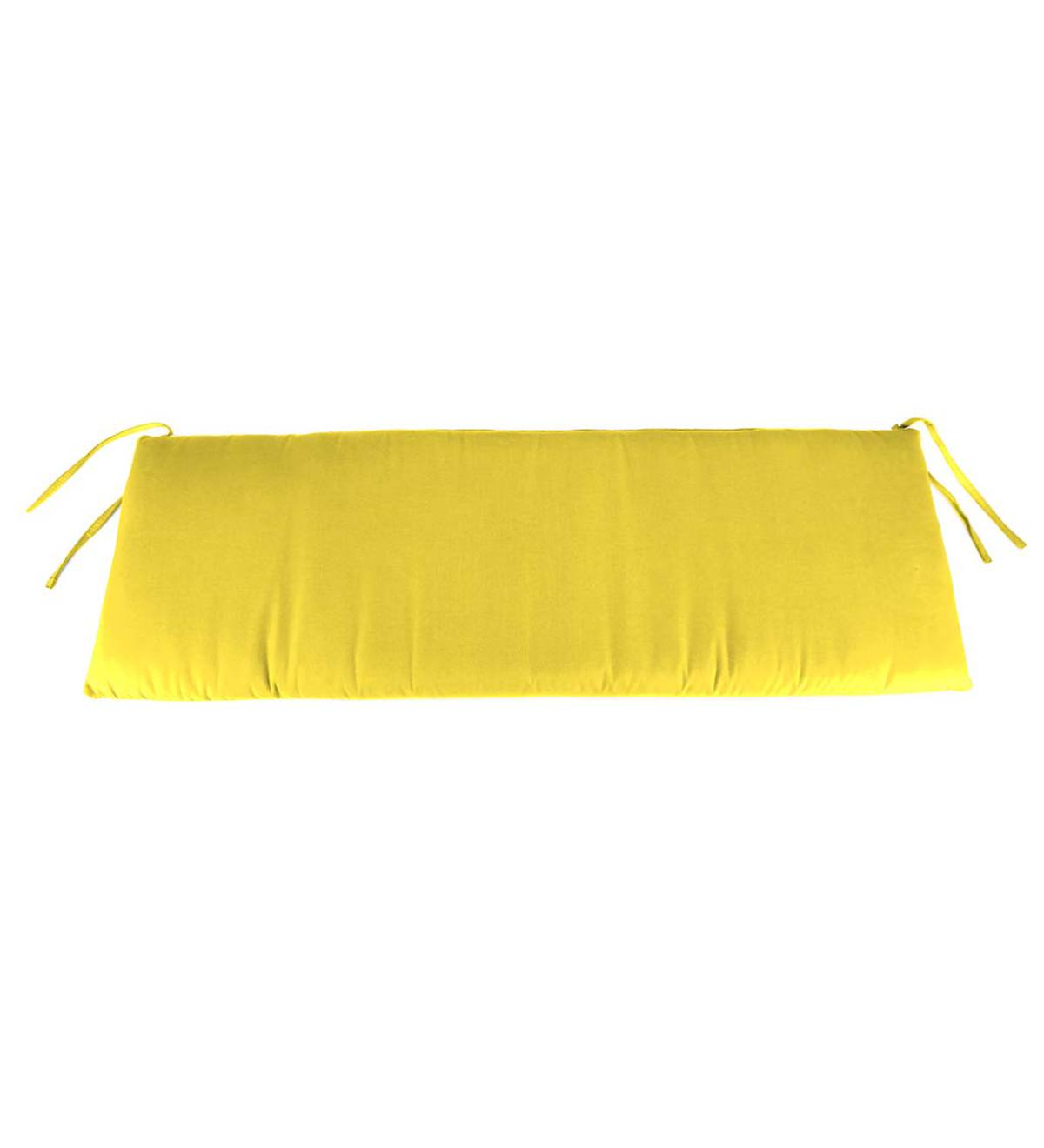 "Sale! Polyester Classic Swing/Bench Cushion, 54""x 18½""x 3"""