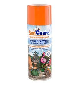 SunGuard UV Protectant Spray for Outdoor Decor