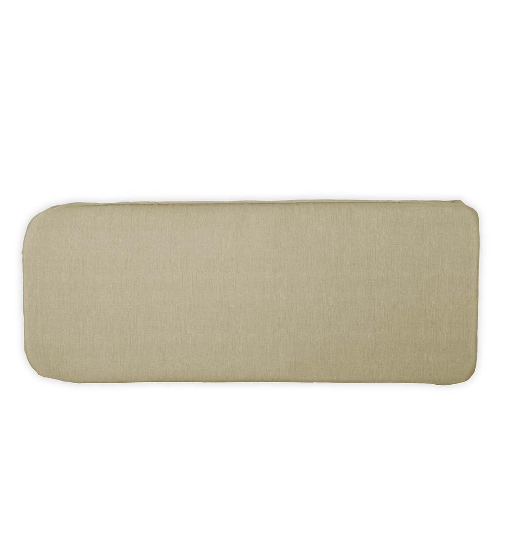 "Sunbrella Classic Chaise Cushion, 58"" x 23"" x 4½"" swatch image"