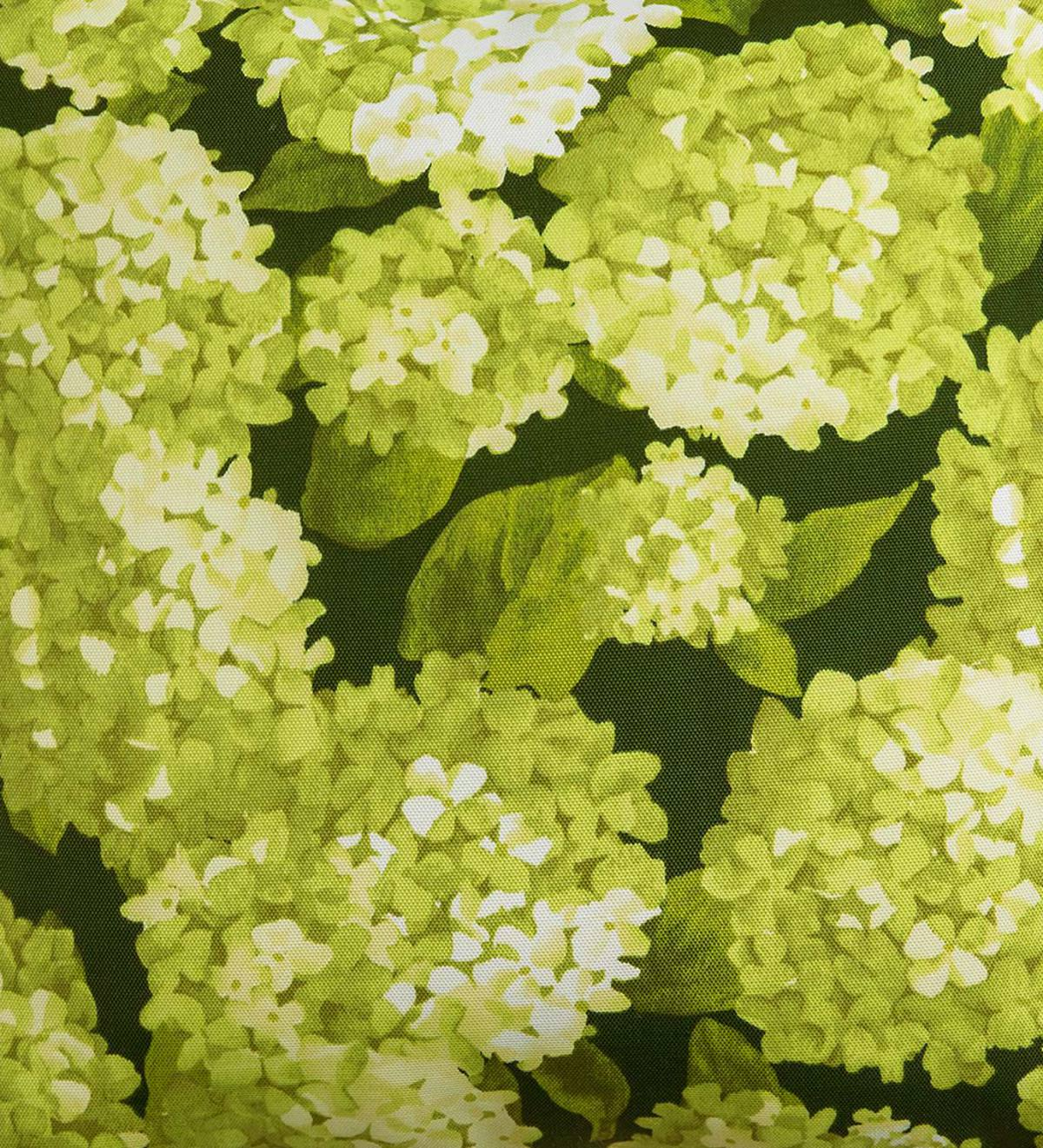 Sale! Shenandoah Outdoor Love Seat Glider/Settee Cushion, Prospect Hill - Forest Hydrangea