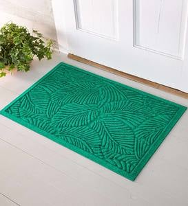 Waterhog Fern Doormat, 2' x 5'