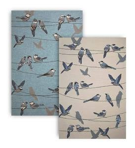 Birds on a Wire Indoor/Outdoor Area Rug