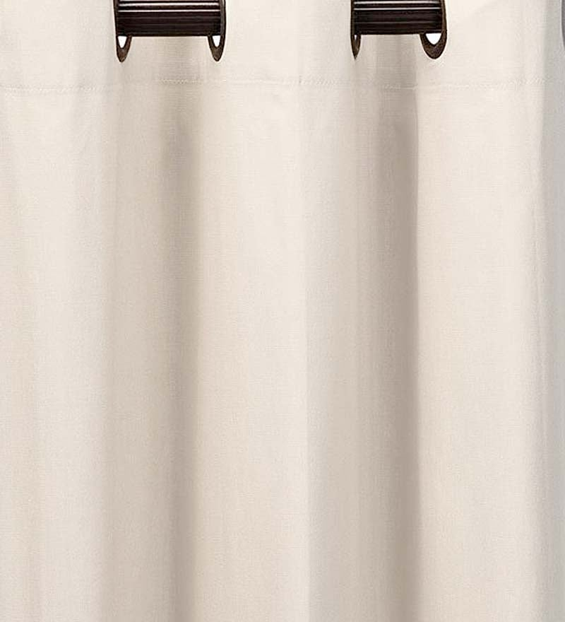 "84""L Double-Width Thermalogic Energy Efficient Insulated Solid Grommet-Top Curtain Pair swatch image"