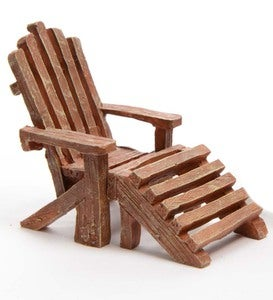 Miniature Fairy Garden Adirondack Chair
