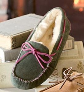 UGG Australia Womens Dakota Moccasin Slippers - Autumn - Size 10