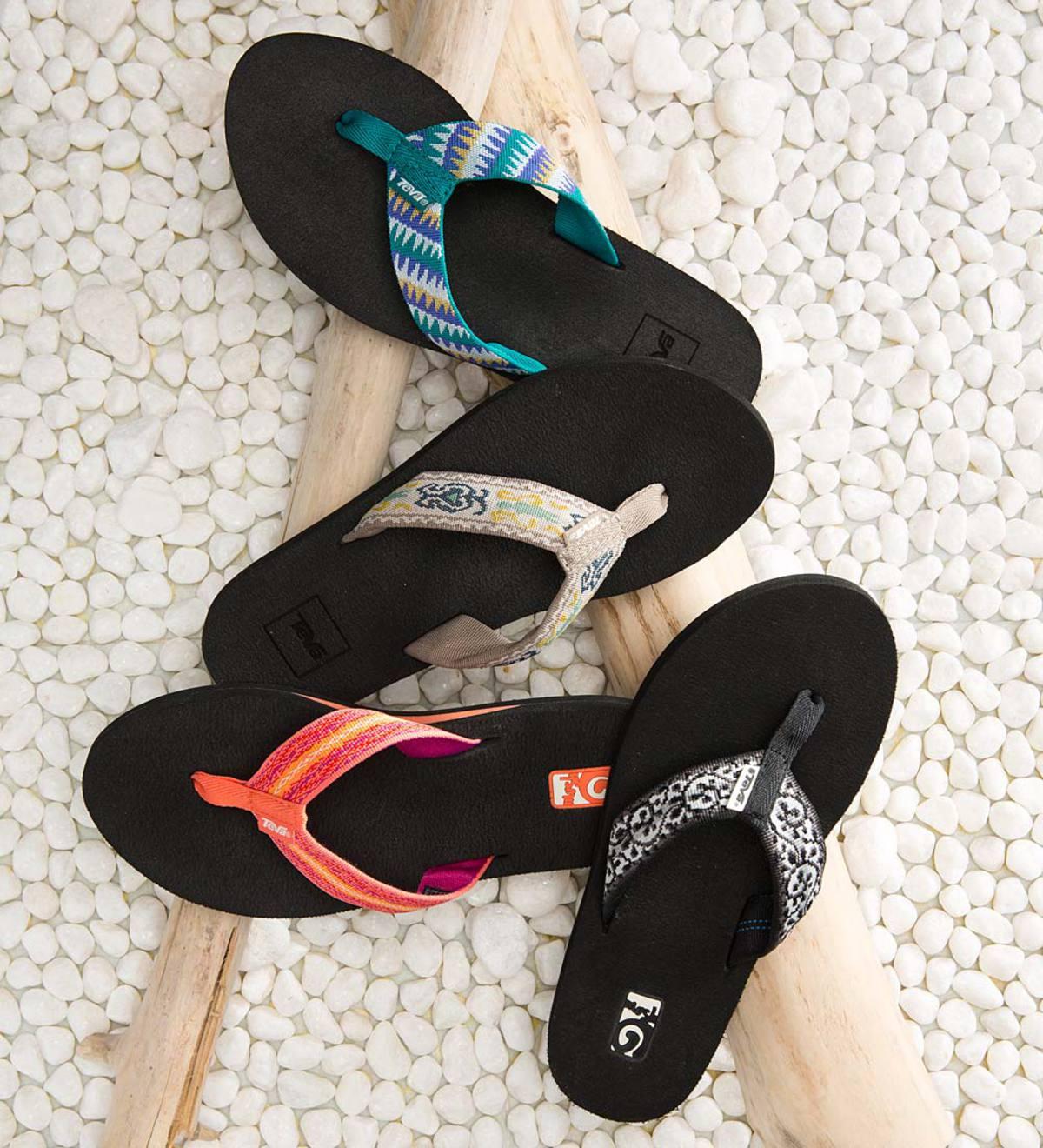 9e9eb53f5fd4 Teva Mush II Flip Flop Sandals