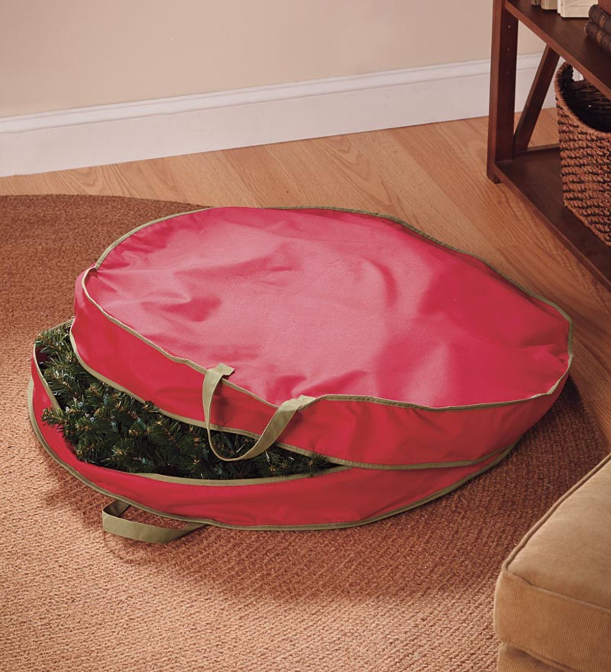 "25""Wreath Storage Bag"