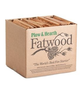 Cypher Fatwood Caddy With 4 Lbs. Fatwood
