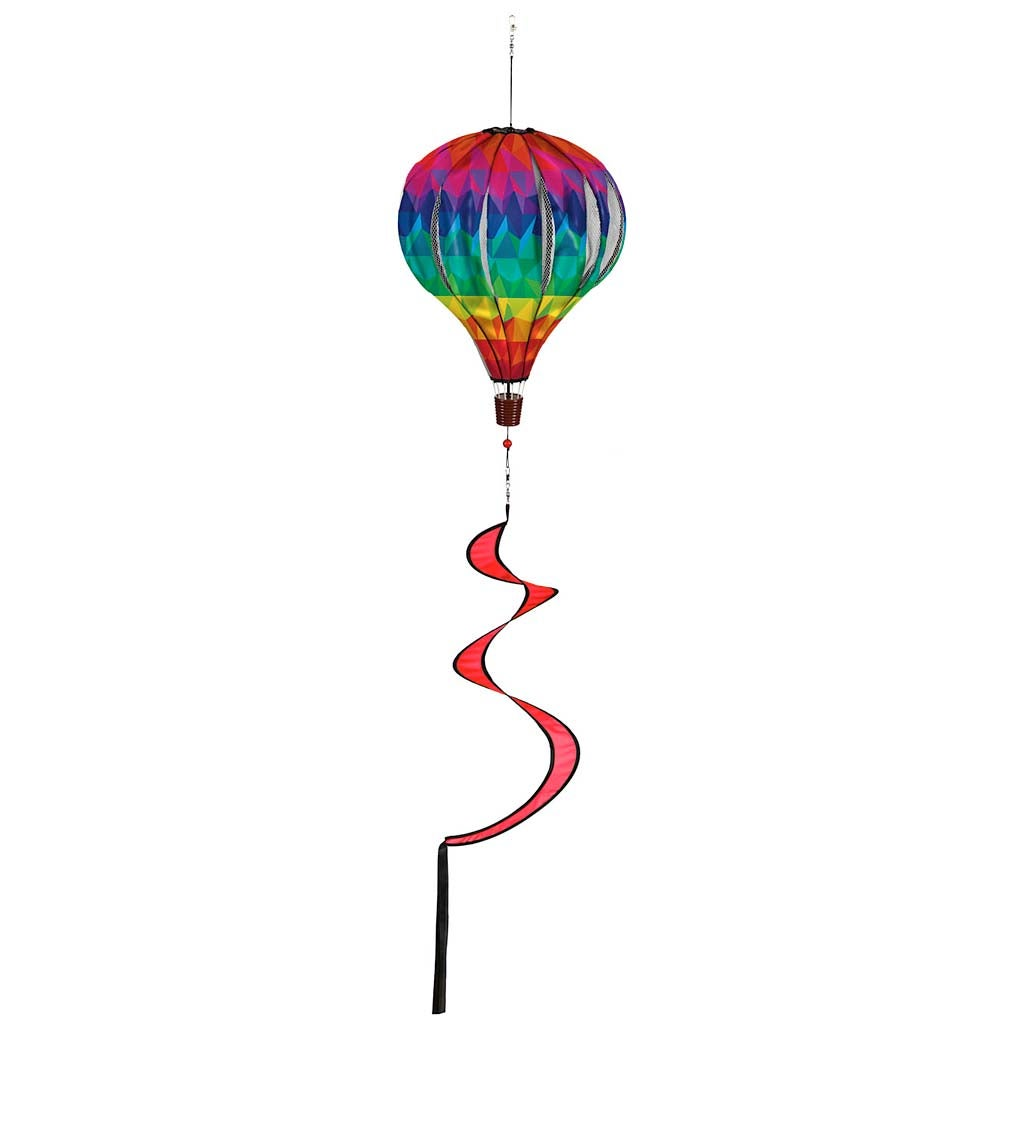 Spectrum Hot Air Balloon Wind Spinner