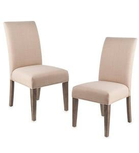 Deep Creek Upholstered Dining Chairs, Set of 2
