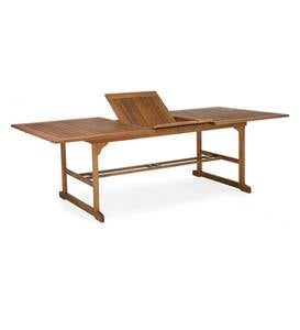 Lancaster Extension Table - Natural
