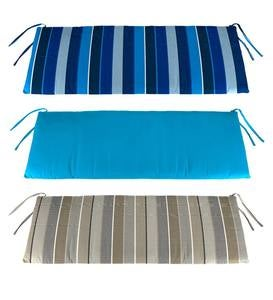 Sunbrella Classic Swing/Bench Cushions With Ties