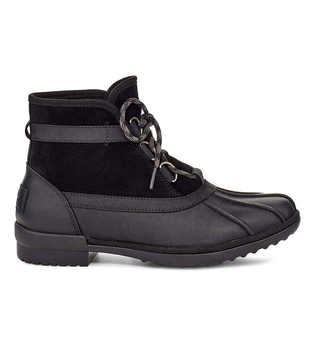 UGG Greda Weatherproof Leather Women's Duck Boot