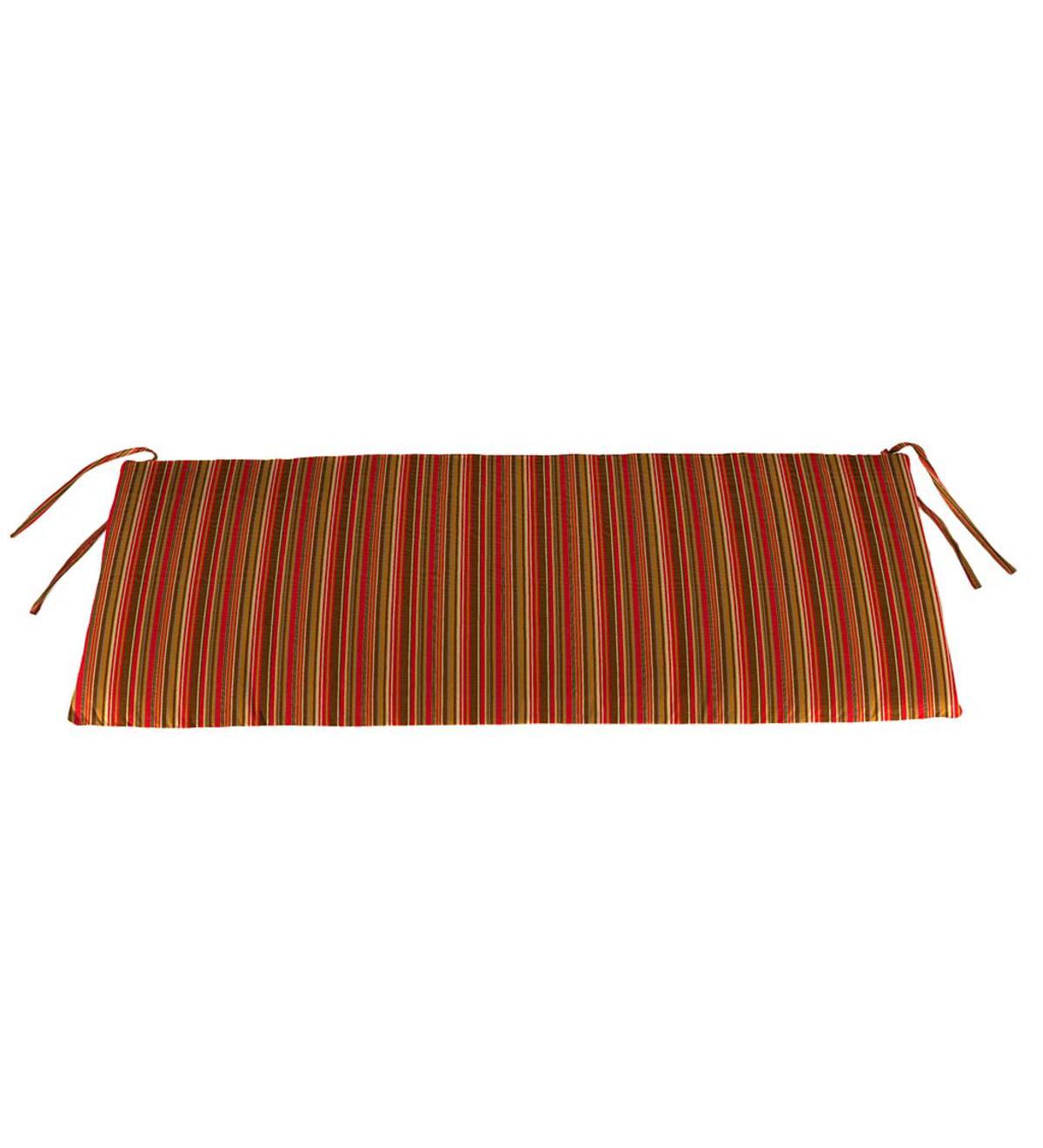 Sunbrella Clic Swing Bench Cushion 36 X 16 3