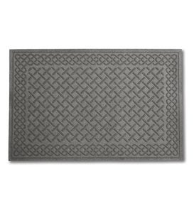 "Large Cable Weave Waterhog™ Doormat, 35""x 45"""