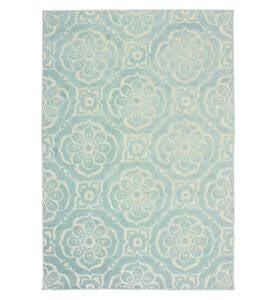 Indoor/Outdoor Clearwater Tile Rug, 8' x 10'