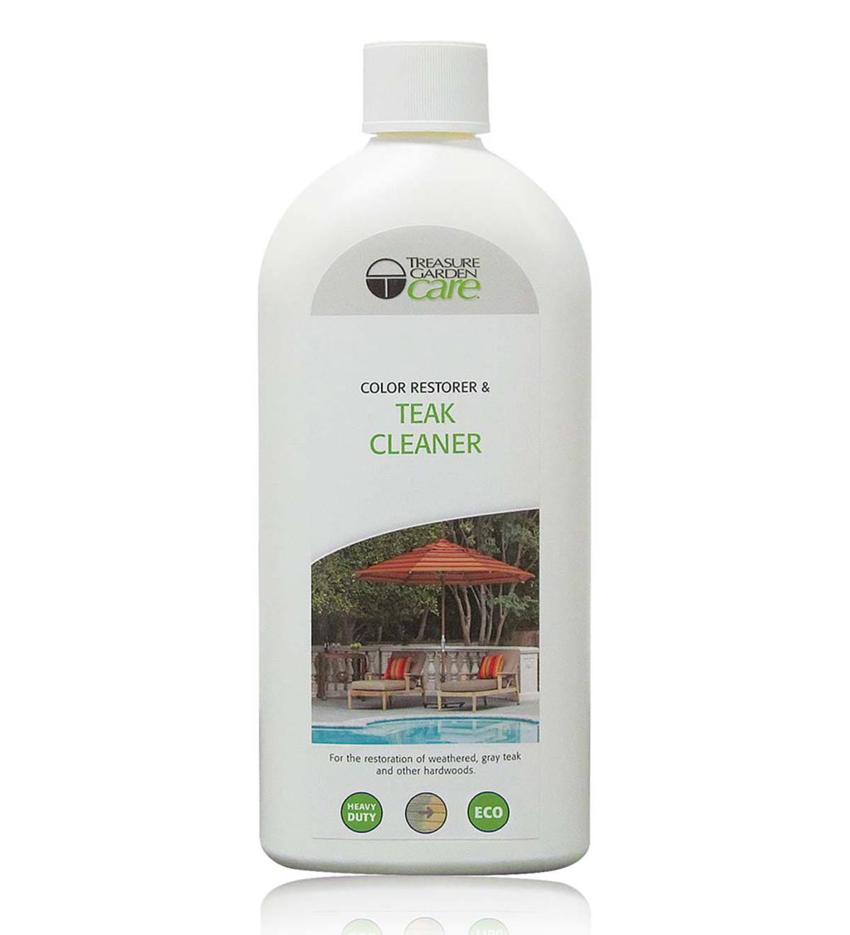 Outdoor Furniture Teak Cleaner And Restorer
