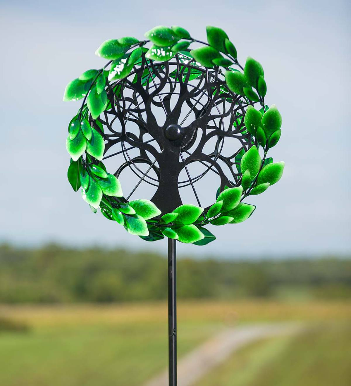 Tree of Life Wind Spinner