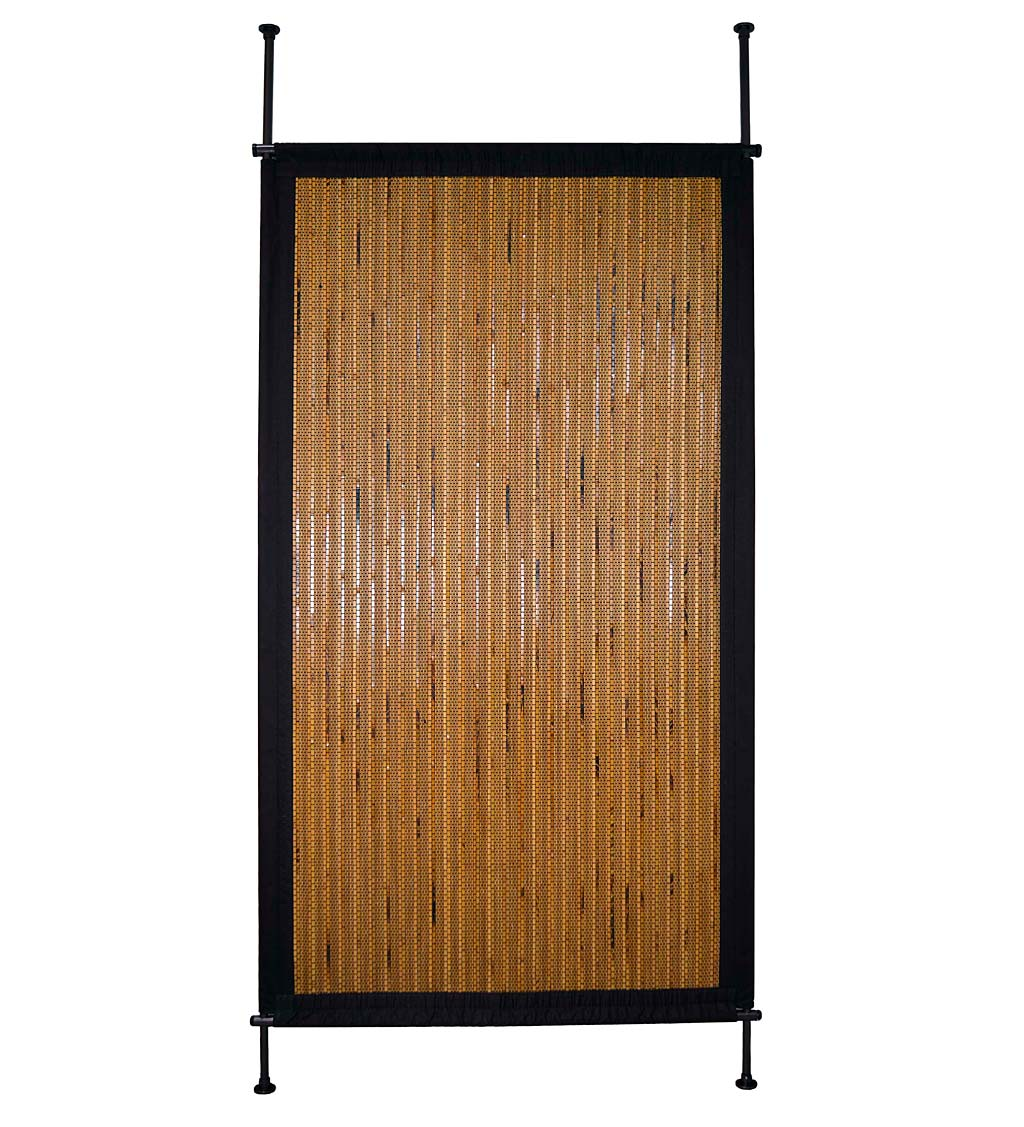 Bamboo Privacy Panel