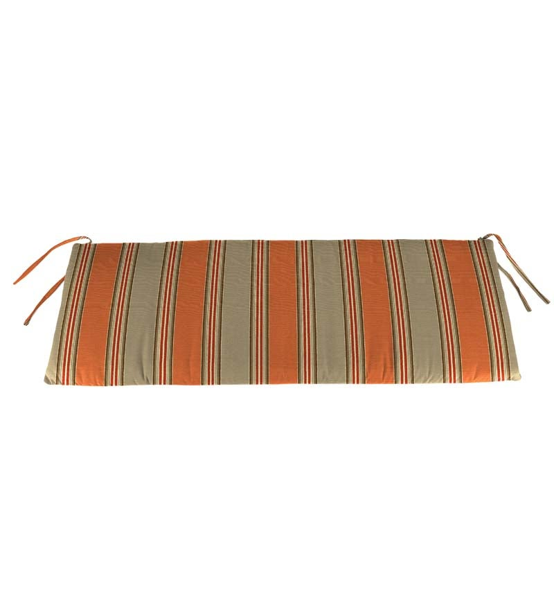 "Sunbrella Classic Swing/Bench Cushion, 41"" x 20"" x 3"""