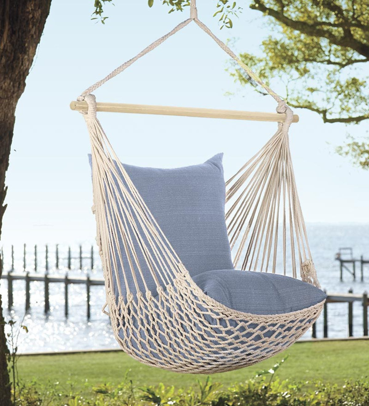 Rope Hammock Swing