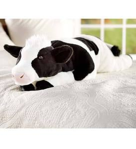 Cuddly Cow Body Pillow