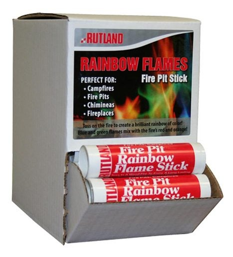 Rainbow Flame Fireplace Color Stick Plowhearth