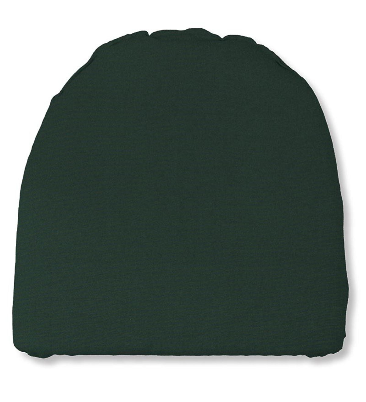 "Polyester Classic Chair Cushion, 18½""x 18""x 3"" - Forest Green"