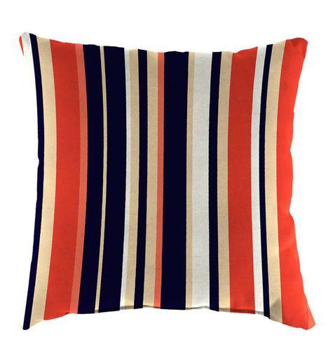 "Sale! Polyester Classic Throw Pillow, 22""sq. x 8"""