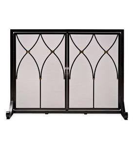 Winchester Fireplace Screen with Doors