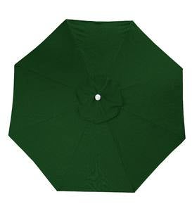 Shenandoah Outdoor Market Umbrella with Aluminum Pole