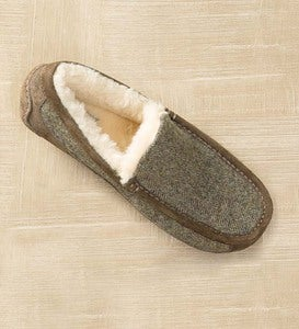 UGG® Australia Men's Tweed Ascot Slippers
