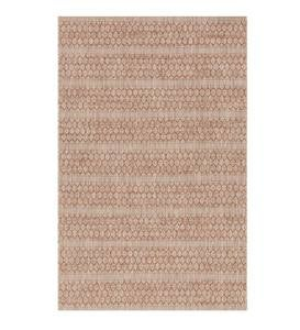 "9'2""x 12'1""Hamilton Indoor/Outdoor Rug - Beige/Rust"
