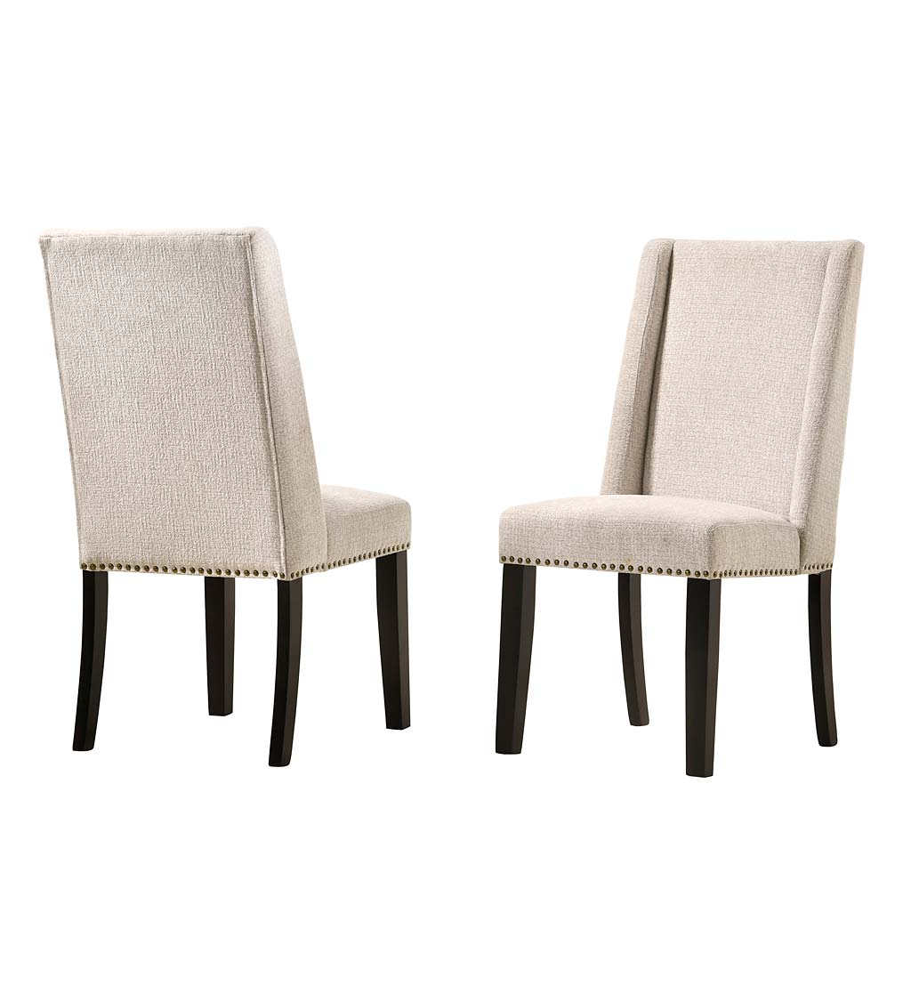 Lana Upholstered Dining Chairs, Set of 2 swatch image