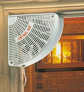 Corner Doorway Fan
