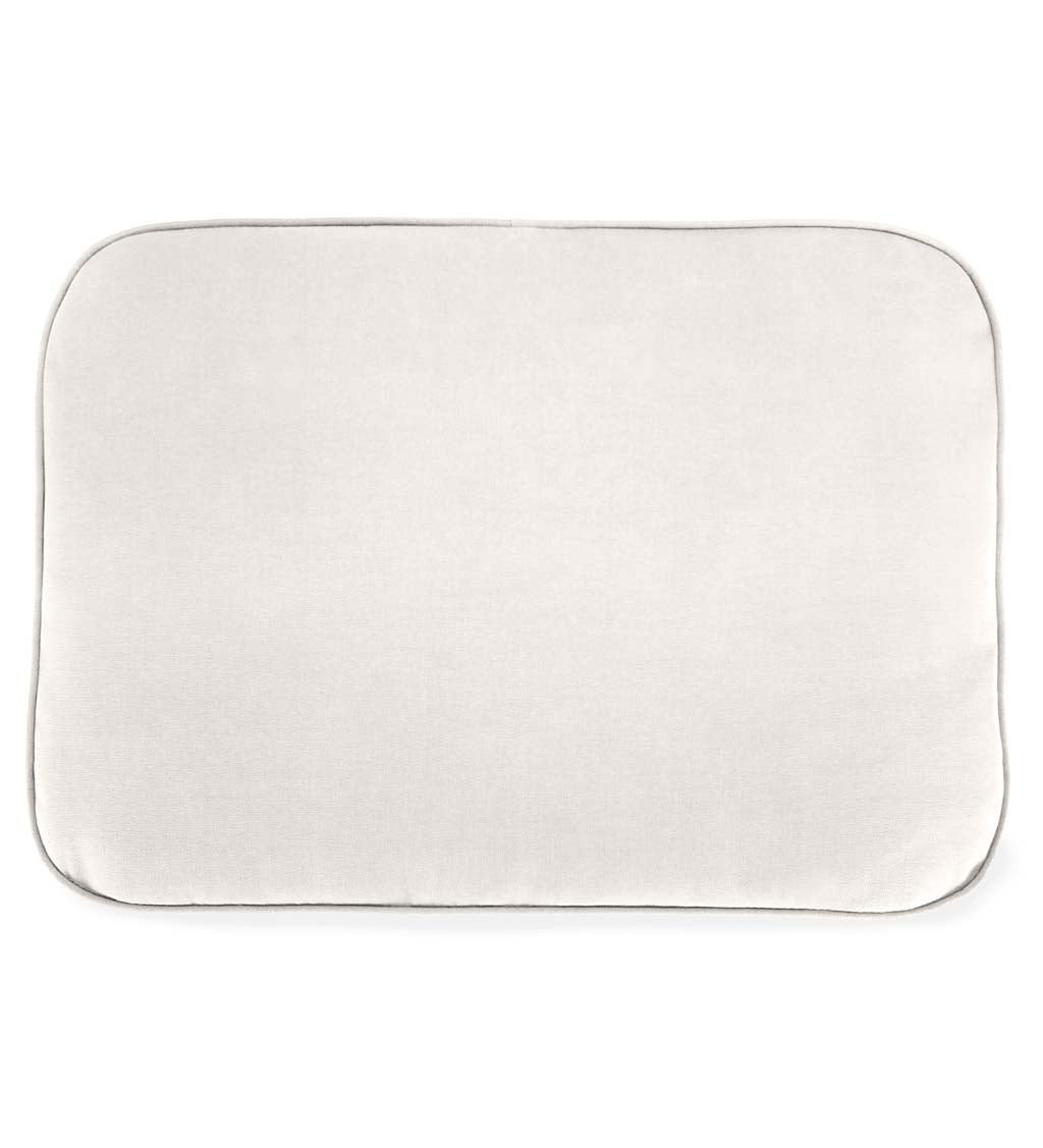 Replacement Cushion for Claremont Furniture Ottoman