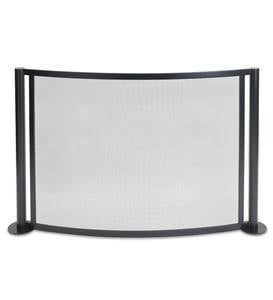 Panorama Bowed Fireplace Screen