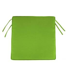 Polyester Classic Chair Cushions with Ties